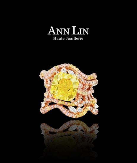 【新珠宝】安林顶级订制珠宝 2015春季耀莱巅峰品牌之夜