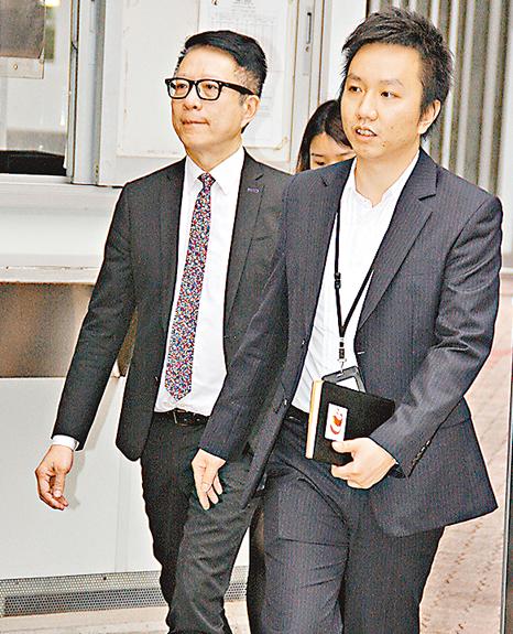 亚视履行董事叶家宝与处理层一齐举行职员大会。