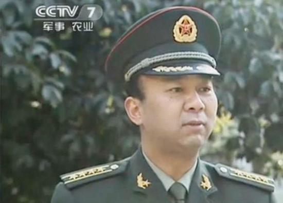第1集团军新任参谋长杨林。
