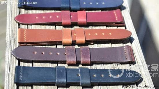 【新时尚】别把表带当配件 今夏什么表带最流行
