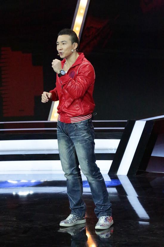 刘耕宏登《超级演说家》:你不知道周董如此痛苦