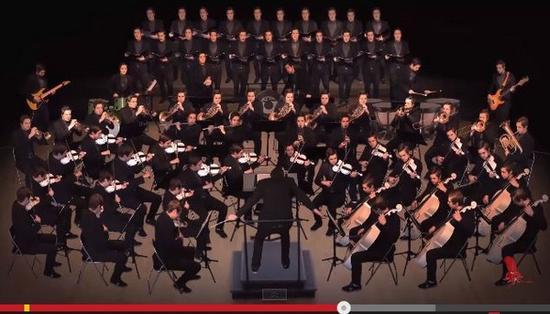 一个人的交响乐团