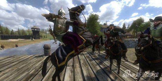 骑马类似与砍杀的手机游戏h1z1怎么跳伞会远?图片