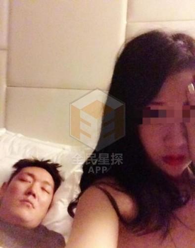 田源被曝与女性朋友床照