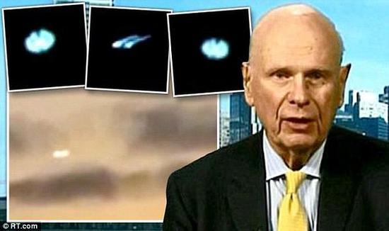 加拿大前国防部长称政府隐瞒外星人存在真相