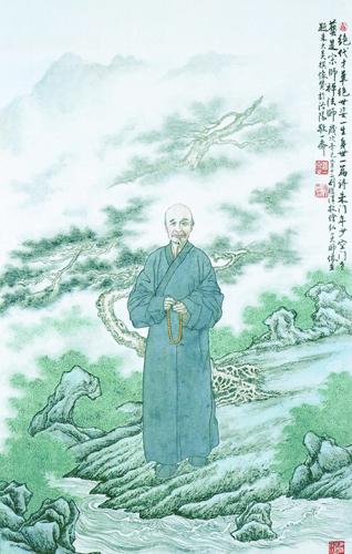 弘一大师(资料图)