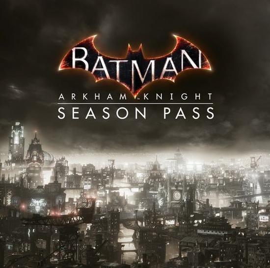 《蝙蝠侠:阿甘骑士》季票