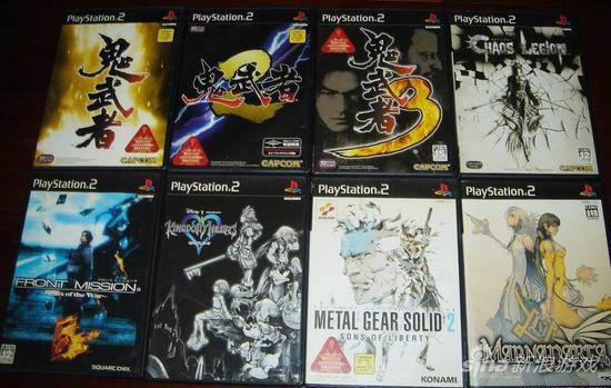 PS2时代的辉煌已不复存在