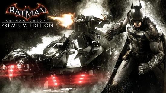 《蝙蝠侠:阿甘骑士》高级版