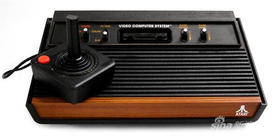 曾一度颠覆整个游戏产业的雅达利2600