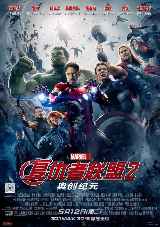 又一部席卷中国影市票房的好莱坞大片杀到!