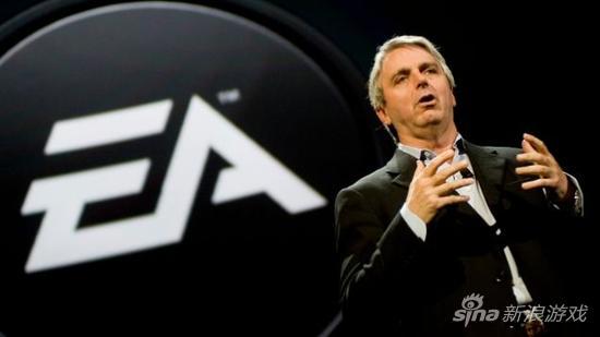 EA前任总裁John Riccitiello
