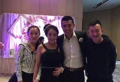 第三任妻子刘浩泉