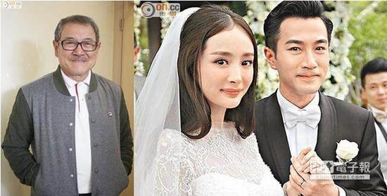 杨幂得到了丈夫刘恺威和公公刘丹的力挺