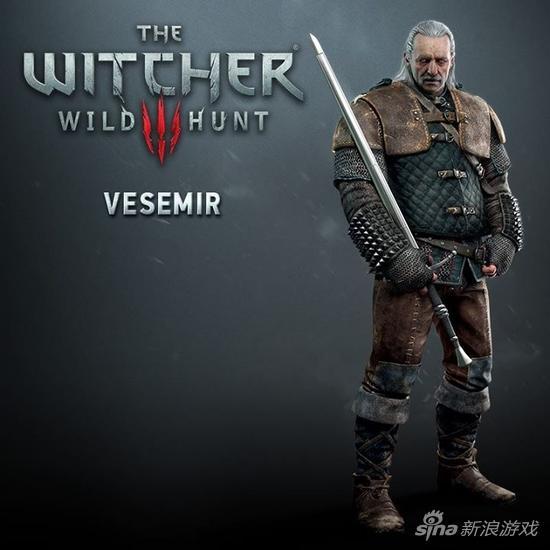 Vesemir(维瑟米尔)