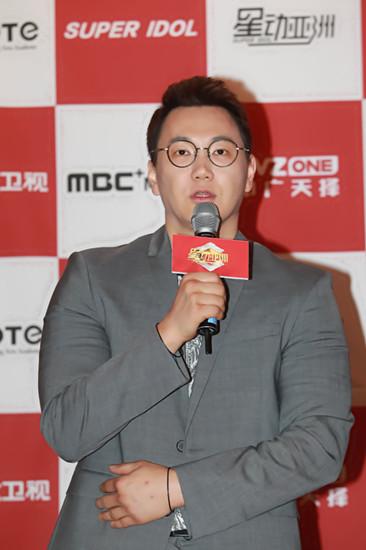 郑淳元加盟《星动亚洲》