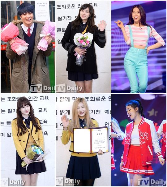 韩国偶像歌手