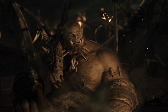 兽人酋长奥格瑞姆