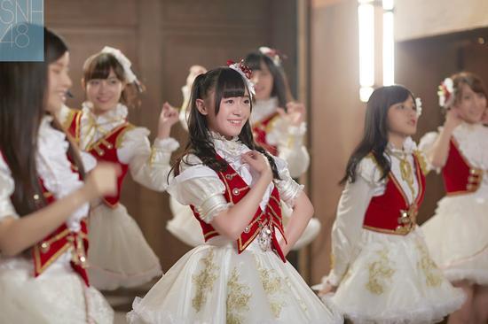 SNH48将拍电视剧