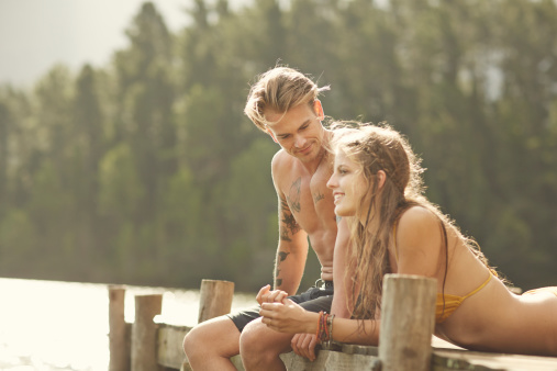 美麗邂逅 一見鍾情真的存在嗎?