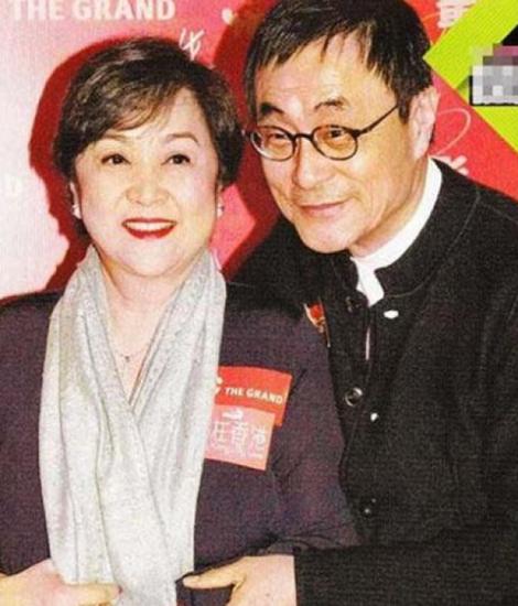 刘家昌与妻子甄珍