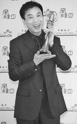 2006年,52岁的李天柱到底在台湾电视金钟奖品上查封帝。