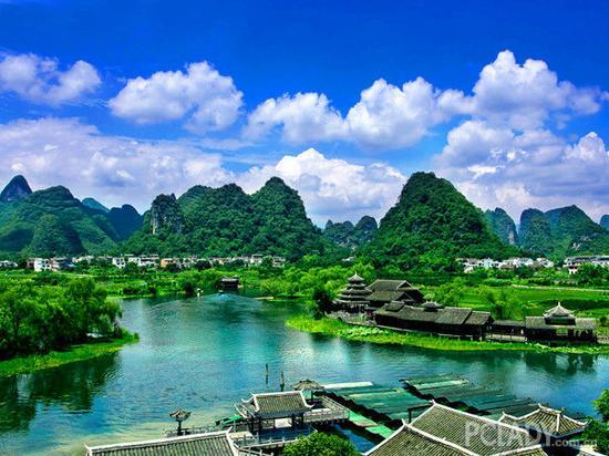 误入仙境 遇见最美的中国