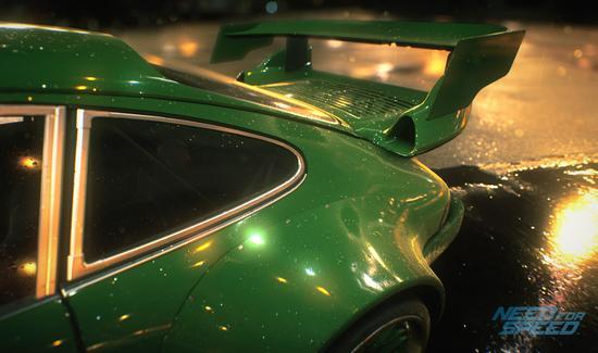 《极品飞车19》游戏画面
