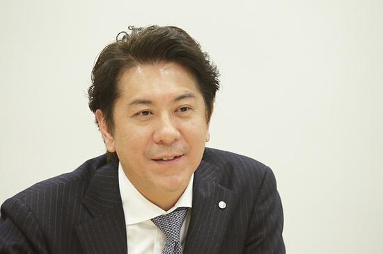 Konami公司主席Hideki Hayakawa