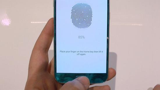 Android M系统将原生支持指纹识别