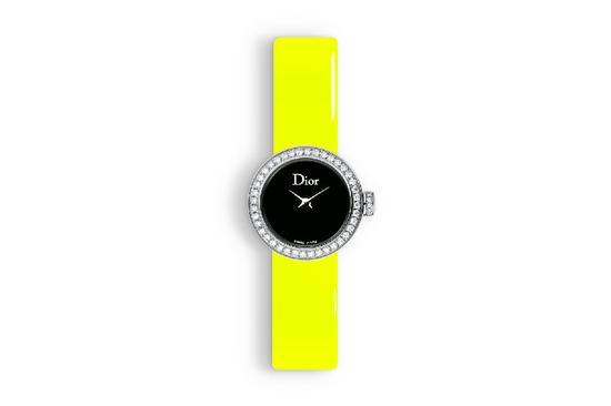 Dior迪奥La d de Dior腕表系列  参考价格:33,500 CNY