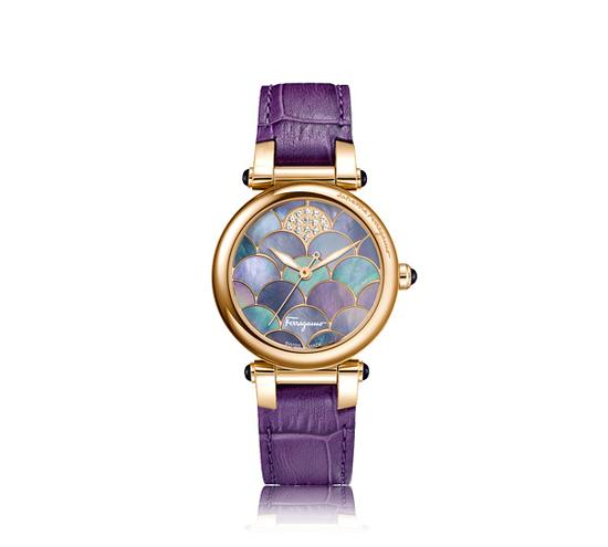 SalvatoreFerragamo Ferragamo Idillio watch Reference Price: 14,500 CNY