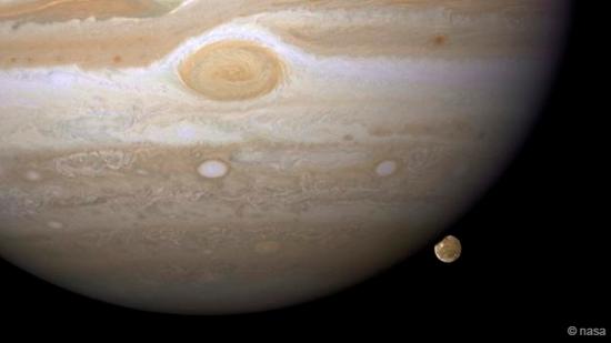 木星和它的卫星(NASA)