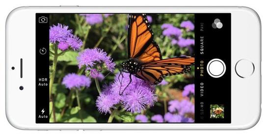 iPhone 6s可能采用1200万像素RGBW传感器