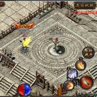 热血传奇手机版游戏截图