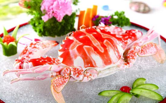 吃遍全世界最美味的螃蟹