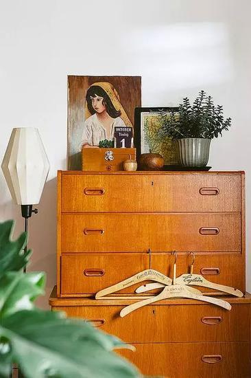 只用一件老家具 打造vintage复古家