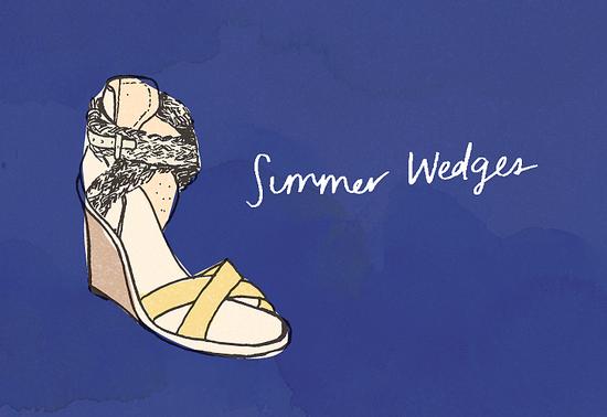 Summer-Wedges