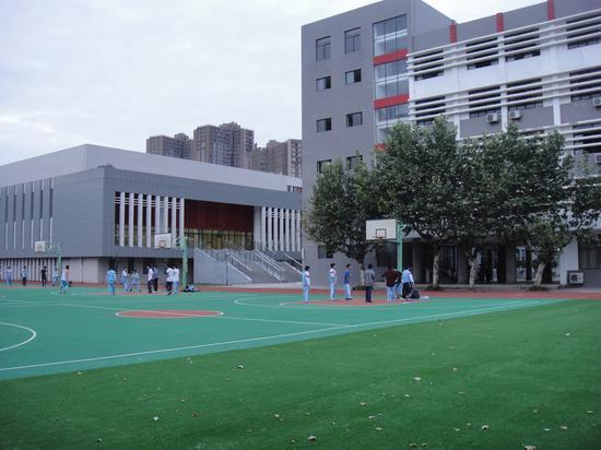 江苏省四星级高中--南京市第十二中学高中中简介几好图片