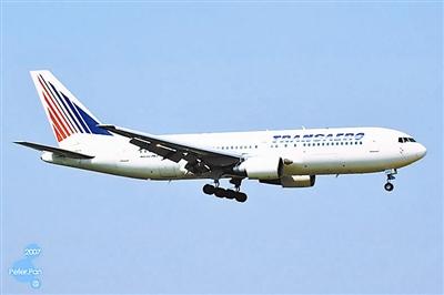 全禄航空的波音767-300飞机