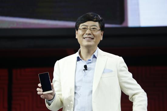 联想集团CEO杨元庆