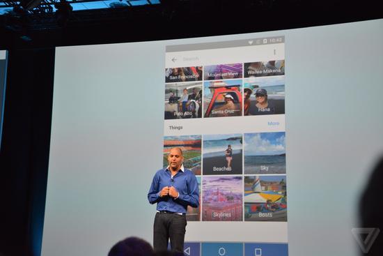 谷歌推Google Photos照片应用
