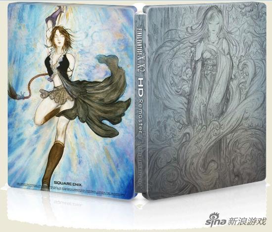 《最终幻想X|X-2 HD重制版》铁盒限定版