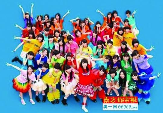 日本女团3B Junior