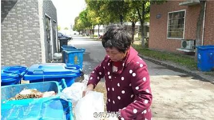 上海一小区垃圾桶惊现死婴