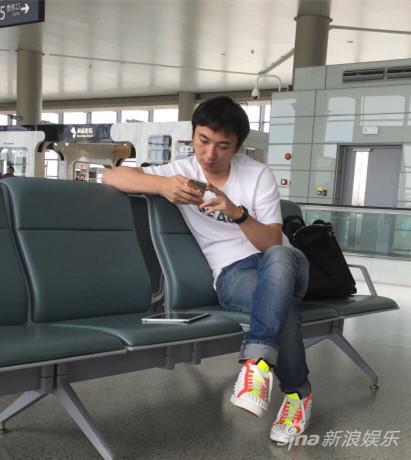 网友机场遇王思聪