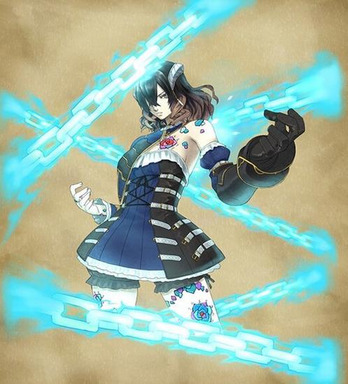 磁力锁链:召唤出雷属性锁链攻击敌人。