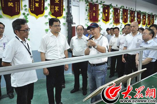富士康菏澤廠區正式投產 首批近千員工上崗