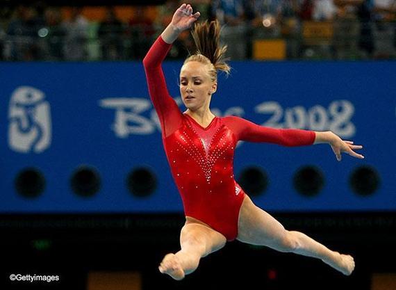 美国体操奥运冠军柳金