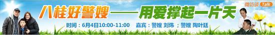 6月4日,新浪广西邀请刘炜参加微访谈。点击进入访谈页面。